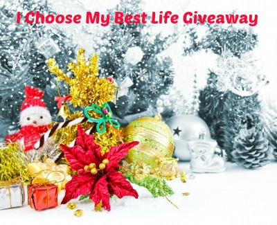 I Choose My Best Life Giveaway