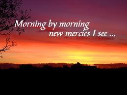 new mercy