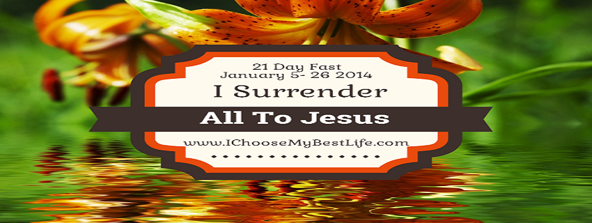 2014 I Surrender All Fast
