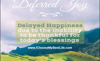 Deferred Joy