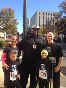Magic City 5K Family Run November 2012