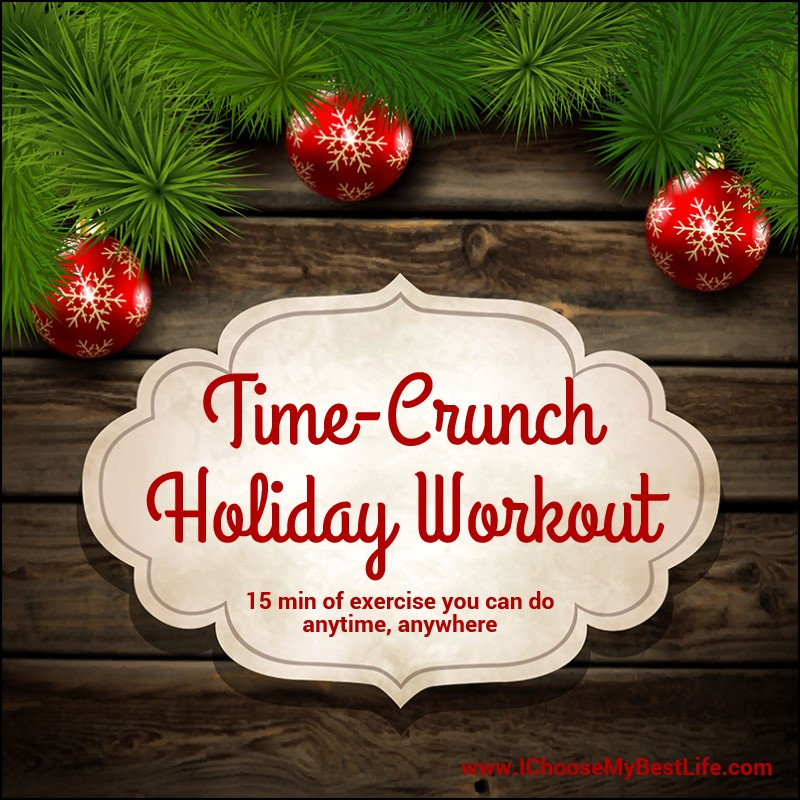 Time-Crunch Holiday Workout