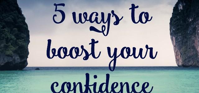 BoostYourConfidence