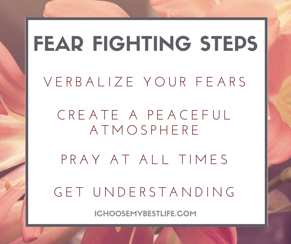 Fear Fighting Steps for When You're at the Hospital