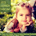 Simple Ways to Enjoy Spring For Those With Allergies