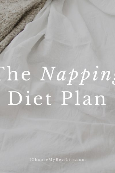 The Napping Diet Plan