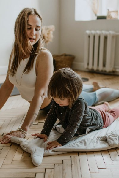 4 Simple Strategies to Manage Family Stress