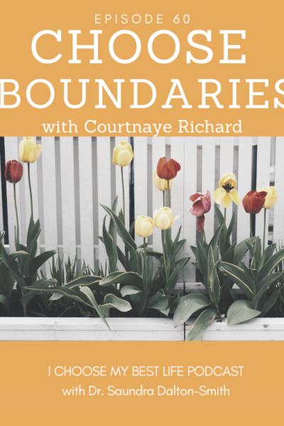 60 Choose Boundaries
